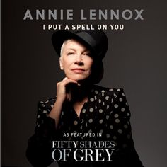 Did you see Annie Lennox perform I Put A Spell On You at the Grammys? | Fifty Shades of Grey Soundtrack | Download it now: http://smarturl.it/FiftyShadesSndtk