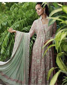 Bunto Kazmi Pakistani couture