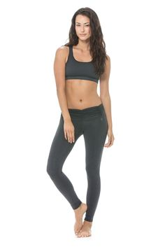 Bodiccea - Twist Crop Top, $65.00 (http://www.bodiccea.com.au/twist-crop-top/)