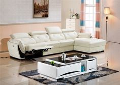 Cheers love! Leather living room furniture style is here