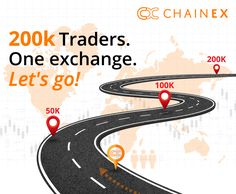 Have you been sharing our #chainexroadto200k posts? Stand a chance to win a prize when we reach 50k traders!🚀🚀 👇👇👇👇 #chainexroadto200k #chainex #btc #bitcoin #trade #assets #crypto #cryptocurrency #eth #ethereum #zar Buy Btc, Best Cryptocurrency Exchange, One Time Password, Safe Investments, Investment Advice, We Need You, Social Media Pages, Life Happens, Not Good Enough