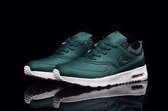 reputable site de24a 6df1f Nike Air Max Thea Women Men Bottle Green Shoes Nike Shoes Uk, Discount Nike  Shoes