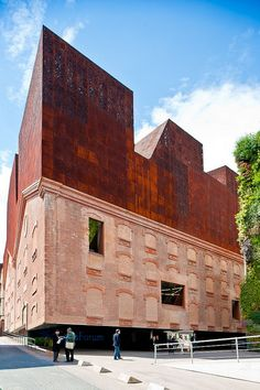 Caixa Forum. by Michaël Jacobs, via Flickr