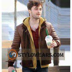Horns Daniel Radcliffe Jacket
