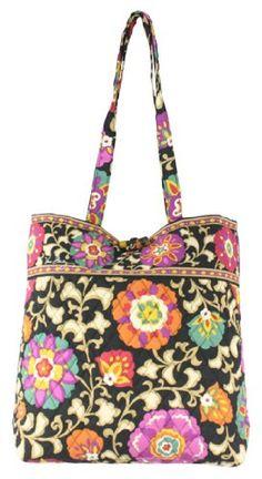 Amazon.com: Vera Bradley Tote in Camellia: Clothing