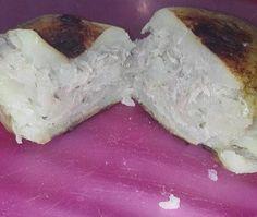 Patate al forno farcite