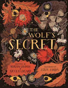 Julia Sarda, Biennale De Lyon, English Books For Kids, Beautiful Wolves, Beautiful Voice, Art Courses, Freelance Illustrator, Book Gifts, Animals For Kids