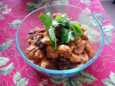 Godly Indian Mom: Jamaican Style Chicken and Mushroom