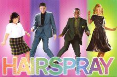 Hairspray- This movie always makes me feel like singing and dancing!