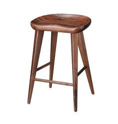 Walnut Counter Stool would go nice with our walnut kitchen island with carrara marble counter top