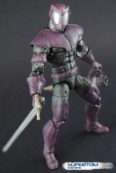 Swordsman (Marvel Legends) Custom Action Figure by Supertom