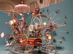 Birmingham Museum and Art Gallery. Marvellous Machines The Wonderful World of Rowland Emett.
