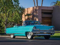 Lincoln Premiere Convertible - 1956