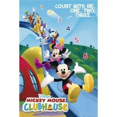 Mickey Mouse Clubhouse Poster Print by Disney (24 x 36)