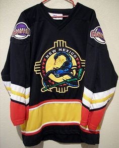new mexico scorpions hockey jersey - Google Search Hockey Sweater 9332423428d