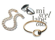 #Michellaneous #Liguori catalogo DEJAVU #anelli Fouseau di #Vhernier in #oro bianco con #diamanti #turchese, #madreperla e quarzo fumè e con diamanti neri, madreperla  e #cristallo di rocca   #collana Tango di #Pomellato in oro rosa e #argento rodiato con brillanti  #bracciale Horsebit di #Gucci in oro rosa con diamanti neri http://dejavu.liguorigioielli.it/