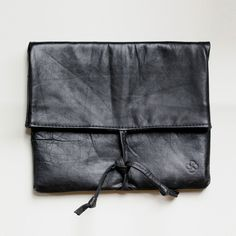 bags ||| leather + flap
