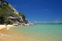 Praias de Caraíva Bahia