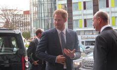 Prince Harry might be a Prince of hearts to many, but he certainly isn't King of the dancefloor as proven this week in Jamaica when he sent a tray of drinks flying at a friend's wedding reception. The fifth-in-line to the throne was celebrating late into the night as he and Meghan Markle celebrated the...