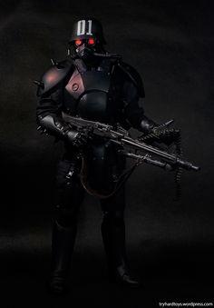 Jin Roh, Cops, Plastic, Live Action, Science Fiction, Concept Art, Sci Fi, Dragon, Darth Vader