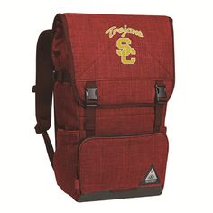 USC Bookstores, The Official Store of USC - USC Ruck Red 22 Backpack by OGIO