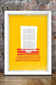 Brand New Print in a range of colours  #theshining, #thedesignersnursery, #graphicdesign