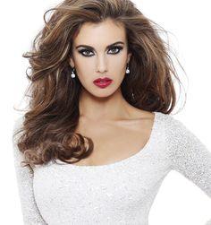 Miss Erin Brady, Miss USA 2013 #missuniverse #missusa