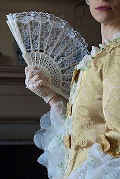 Historical Costume Details – Richard Jenkins Photography