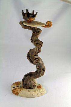 hauptsache keramik: Kerzenhalter