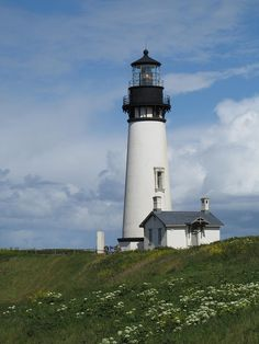 Yaquina Head Lighthouse  Oregon. I want to go see this place one day. Please check out my website thanks. www.photopix.co.nz