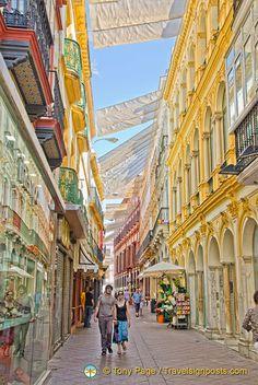 seville: Calle Sierpes