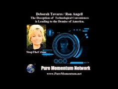 LAUREN MORET ON MIND CONTROL METHODS; CELL PHONE ANTENNA NETWORK USED CU...