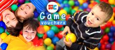 #ValueVoucher Starting from 10 AED to Spend on Slides, Bumper Cars, #SoftPlayArea, Trampolines, Mini Trains & More at Kids Corner. Lets Your Kids Have all the Fun. Valid In Dubai & Fujairah!  To check/buy the #deal, click on the below link http://www.kobonaty.com/en/deal/kids-corner/1865/