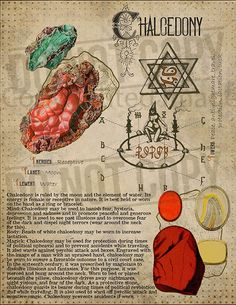 Book of Shadows Printable pages of Crystals and Minerals Witchcraft BOS Sheets Magic Potion Spell Ingredient Witch encyclopedia 1 DIY Pagan Witch, Wiccan Spells, Magic Spells, Witchcraft, Witches, Crystals And Gemstones, Stones And Crystals, Herbal Magic, Crystal Magic