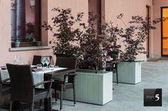 Jardinera Mod. FENCE #macetas #jardineras #decoracion