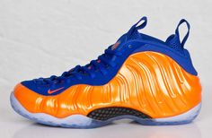 "d4c71002553 Releasing  Nike Air Foamposite One ""New York Knicksâ"