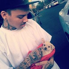 Phora and the main ha puppy:)