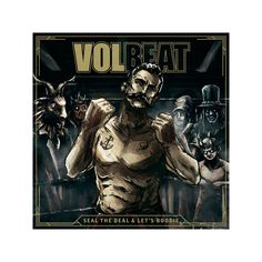 Volbeat - Seal the deal & let's boogie (Vinyl)