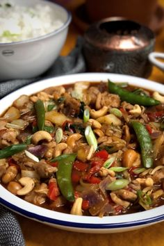 Indian Food Recipes, Asian Recipes, Healthy Recipes, Ethnic Recipes, Indonesian Recipes, Diner Recipes, Cooking Recipes, Good Food, Yummy Food