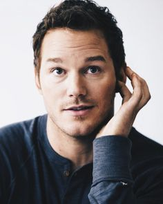 Chris Pratt is too stinking adorable!