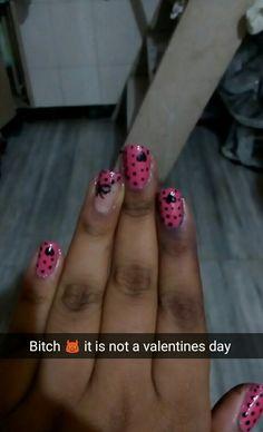 #Snapchat #nails #cute #easy #beginner