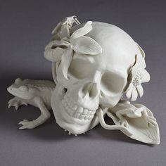 Kate MacDowell - Porcelain artist