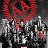 Marvel NOW! – Avengers Arena  http://nerdpride.com.br/HQs/marvel-now-avengers-arena/    Equipe criativa: Dennis Hopeless e Kev Walker