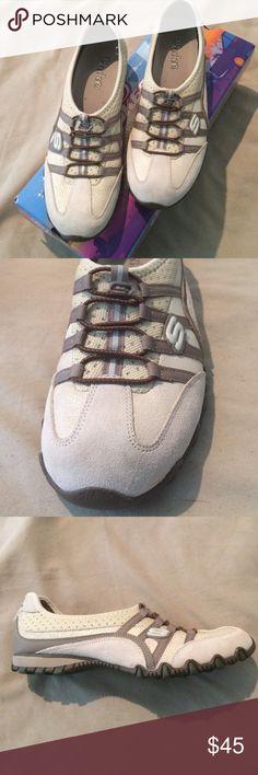 Skechers Bikers Point Blank New in box!!....really nice slip on sneaker Skechers Shoes Sneakers