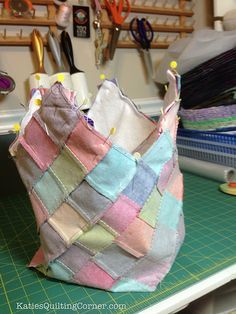Midi Bag from QuiltSmart