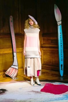 Tsumori Chisato Fall 2017 Ready-to-Wear Collection Photos - Vogue
