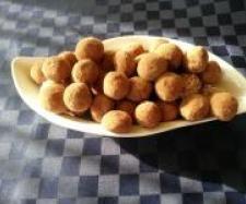 Rezept Amarettokugeln von sweetlittlemoni - Rezept der Kategorie Desserts