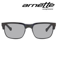 ARNETTE SUNGLASSES DEAN AN4205 41 87 Gloss Black w Grey Lens BNWT  189 (eBay  Link) dc840c8e5266