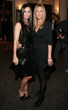 Jennifer Aniston Courteney Cox