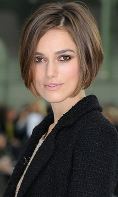 Deconstructing Hair: Keira Knightley. This is the most helpful article on getting a haircut that I have ever seen.
